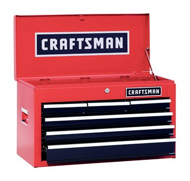 Craftsman 6 Drawer Tool Box For 2018 Modern How To